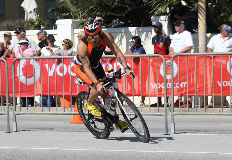 Ironman триатлон