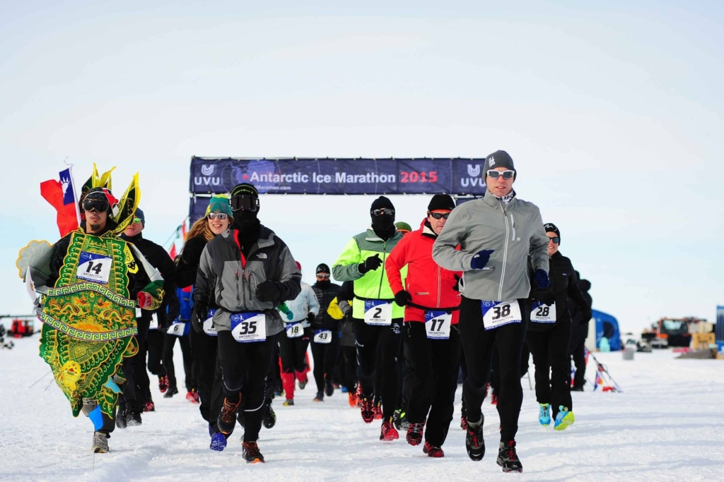 Antarctic Ice Marathon & Half Marathon