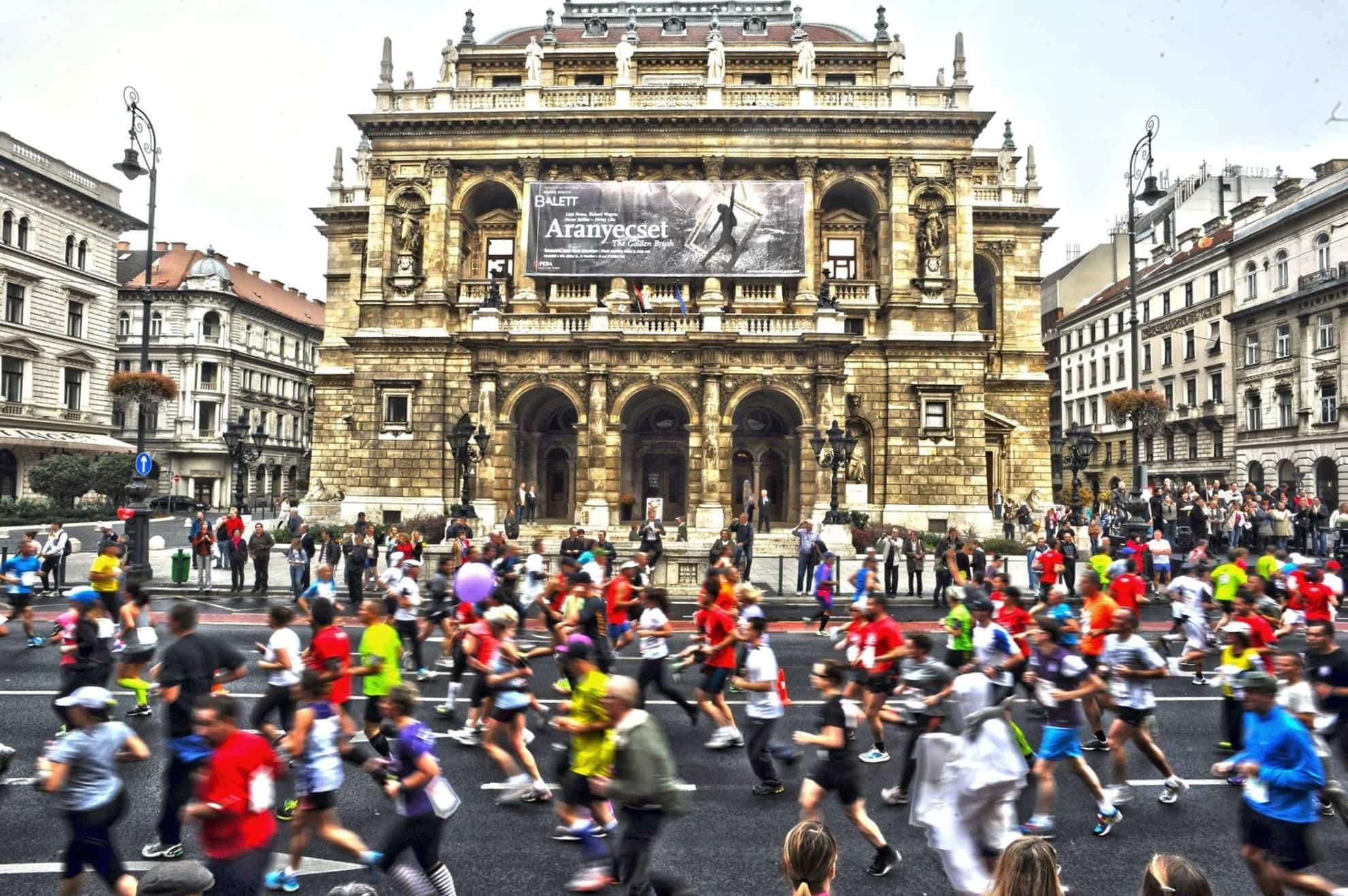 Spar Budapest Marathon