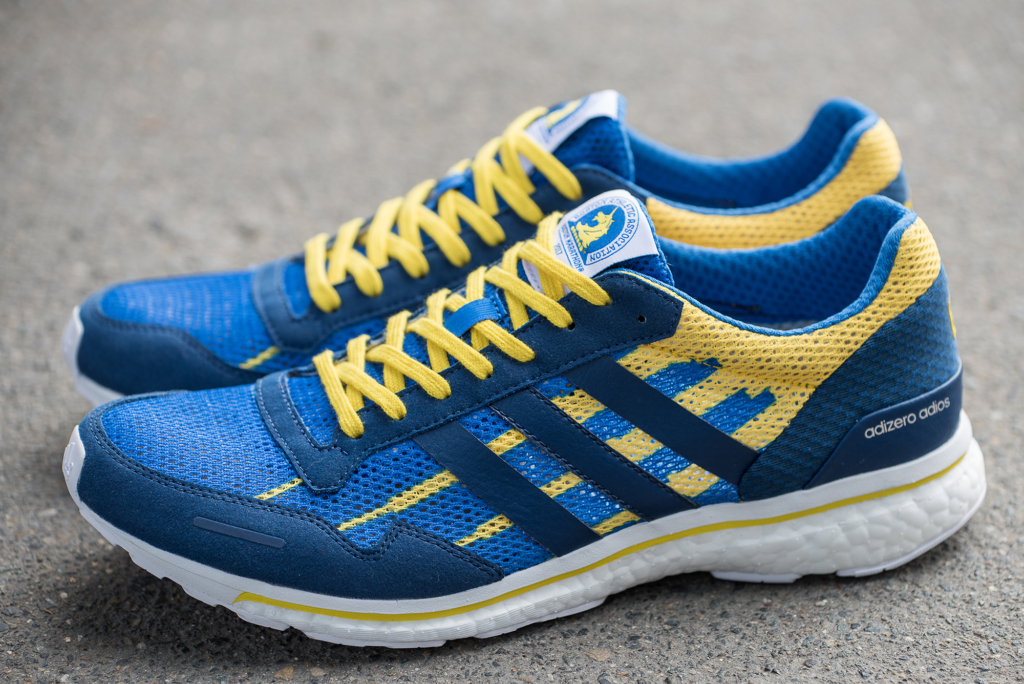 Adidas adizero Adios limited 2017 Boston Marathon