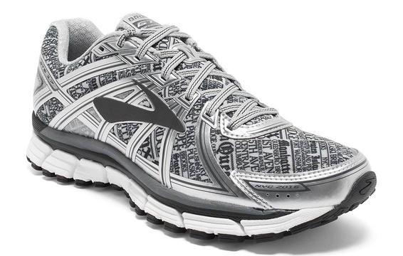 Brooks Gray Lady Adrenaline GTS 17