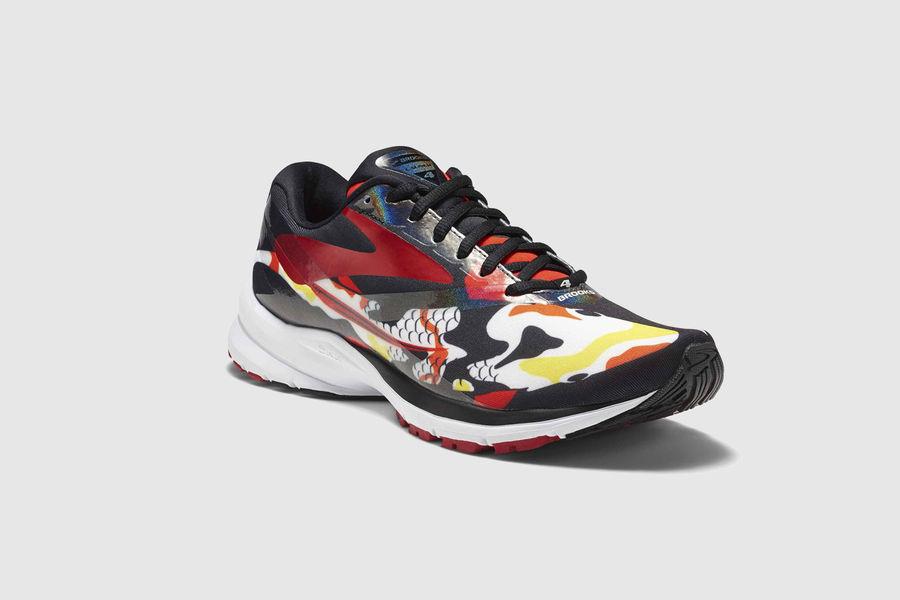Brooks Launch 4 Tokyo Marathon