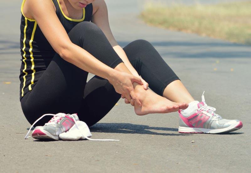 Диагностика основных травм бегунов-любителей