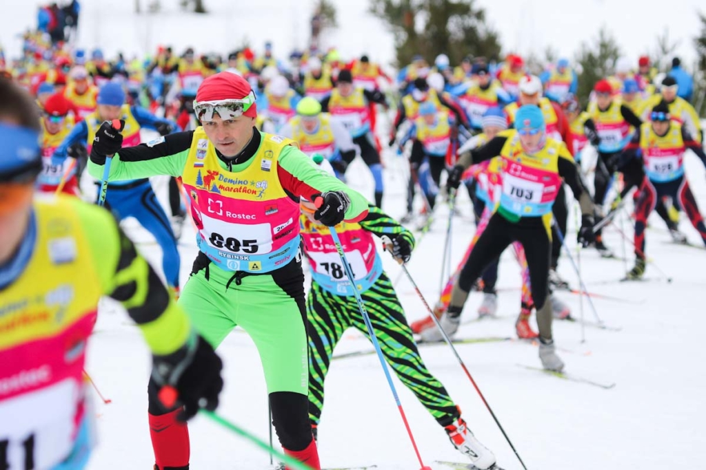 Деминский лыжный марафон