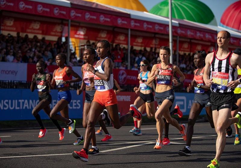 Лондонский марафон 2018: победа кенийцев и неожиданные имена на пьедестале
