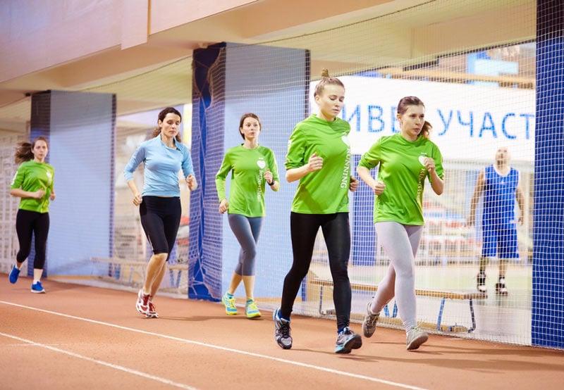9 коммерческих беговых клубов Москвы
