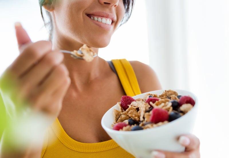 22 правила питания бегуна