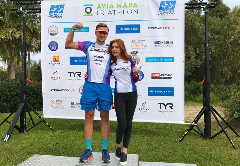 Российский спортсмен примет участие в сложнейшем ультратриатлоне из Лондона в Париж