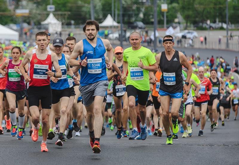 Результаты Казанского марафона 2018
