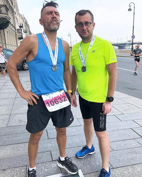 Результаты XXIX международного марафона