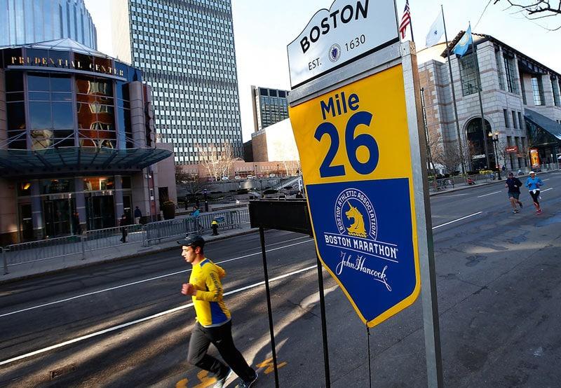 Квалификация на Бостонский марафон: нужно ускориться на 5 минут!