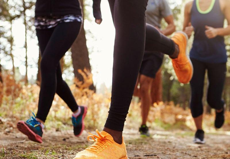 Естественный бег: 7 заповедей Дэнни Эбшира