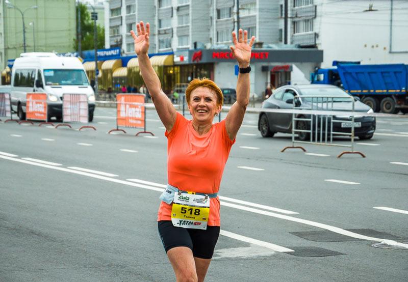 Как пробежать первый марафон