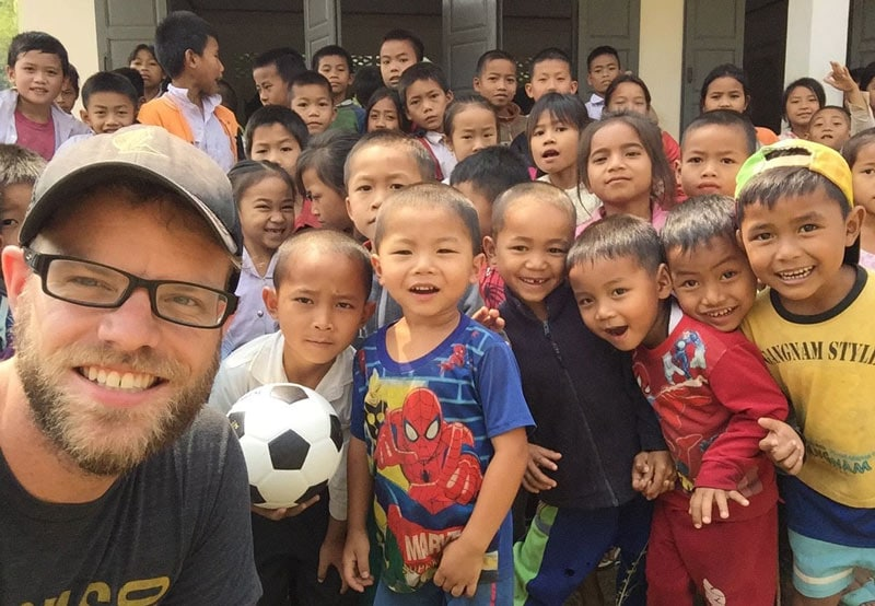 7 ультрамарафонов на 7 континентах для строительства 7 школ
