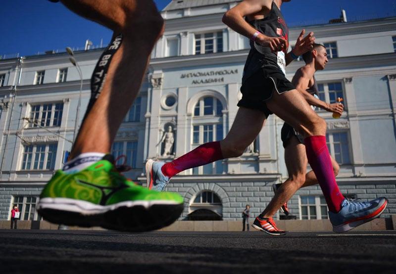 33 российских забега в сентябре