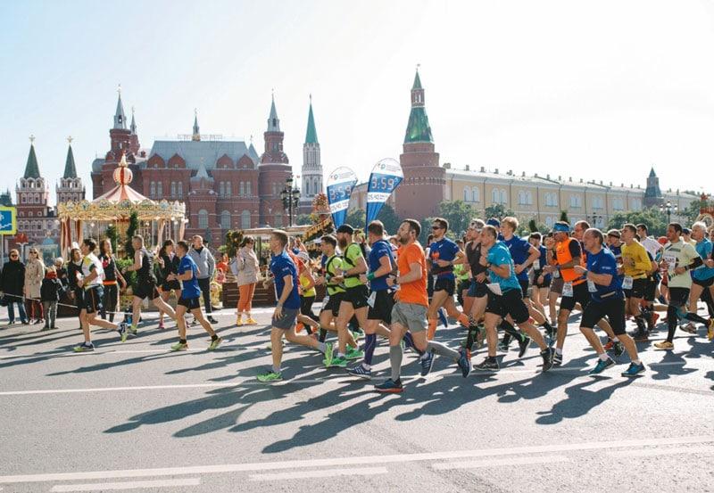 Как быстро восстановиться после Московского Марафона?