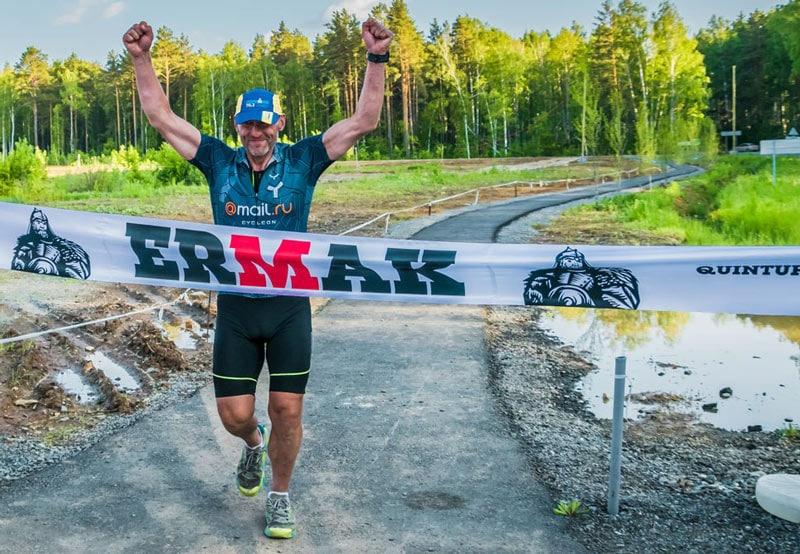 Первый пятикратный ультратриатлон на Урале!