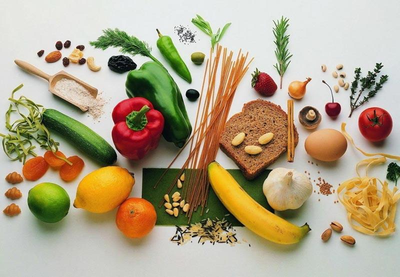План питания для тренировок различной степени интенсивности