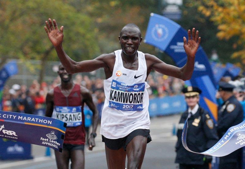 Нью-Йоркский марафон 2017: результаты, рекорды и слезы радости!