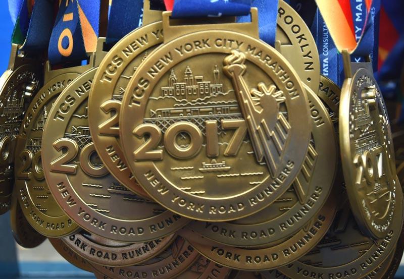 Cамый массовый в мире Нью-Йоркский марафон в цифрах!