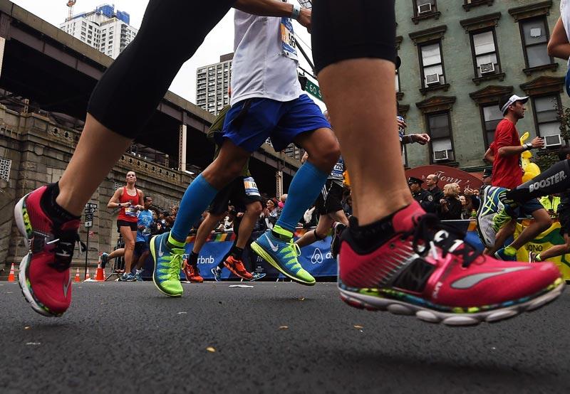 Special Edition: 11 пар кроссовок к Нью-Йоркскому марафону