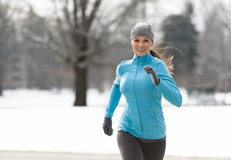 df3dddf1431 Кроссовки и одежда для бега зимой