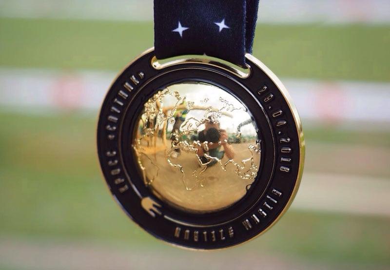 700 спортсменов приняли участие в кроссе «Спутник»: результаты первого старта серии Zelrun