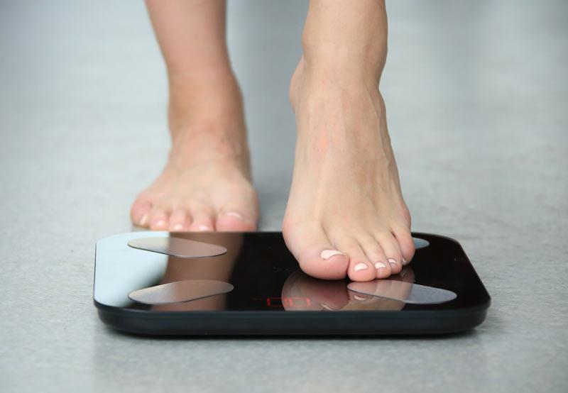 Зачем умные весы бегуну?