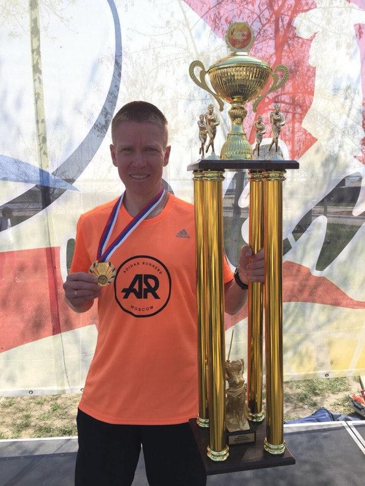 Волгоградский марафон: Алексей Реунков и Сардана Трофимова - чемпионы России по марафону 2018 года