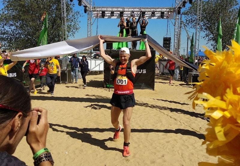 Elton Volgabus Ultra Trail 2018: рекордные результаты ультрамарафона на Эльтоне