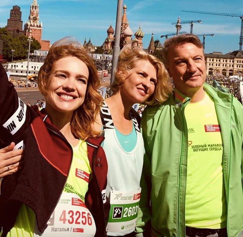 Результаты Зеленого марафона «Бегущие сердца» 2018