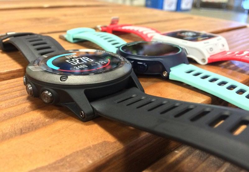 Как выбрать «умные» часы для триатлона
