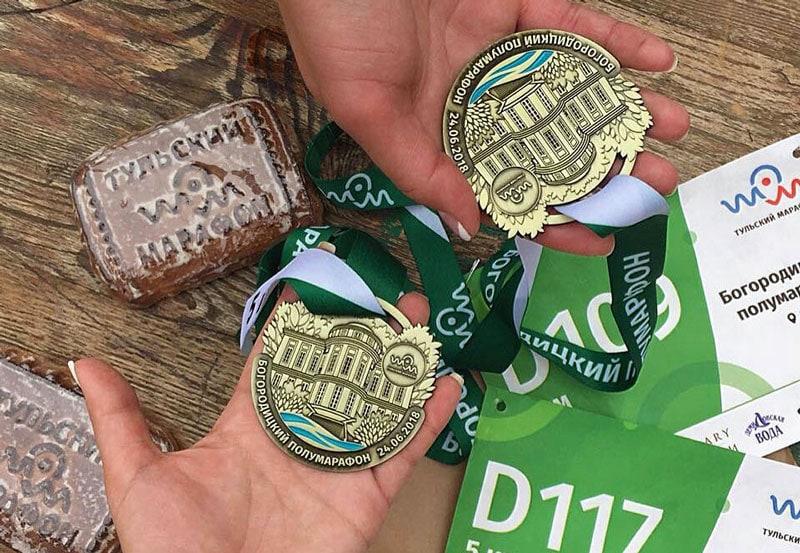 «Богородицкий полумарафон»: результаты нового старта серии «Тульский марафон»