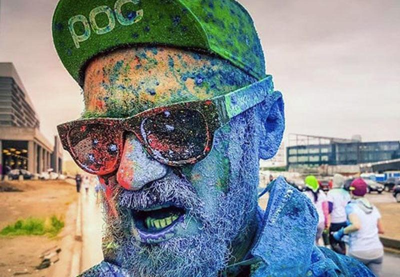 20 лучших фото Красочного забега 2018 в Москве