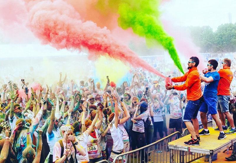 Красочный забег 2018: итоги и результаты