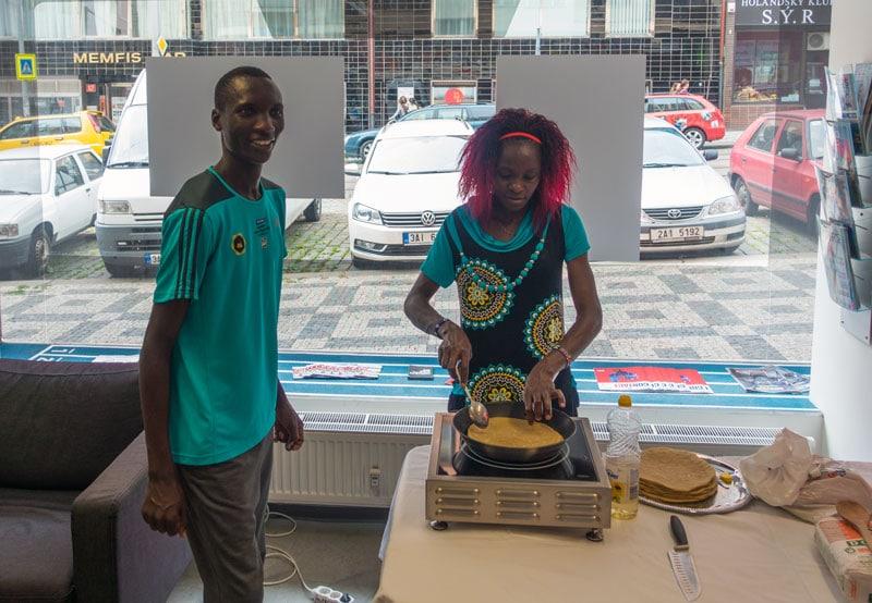 Угали, сукума, чапати: что едят кенийские бегуны