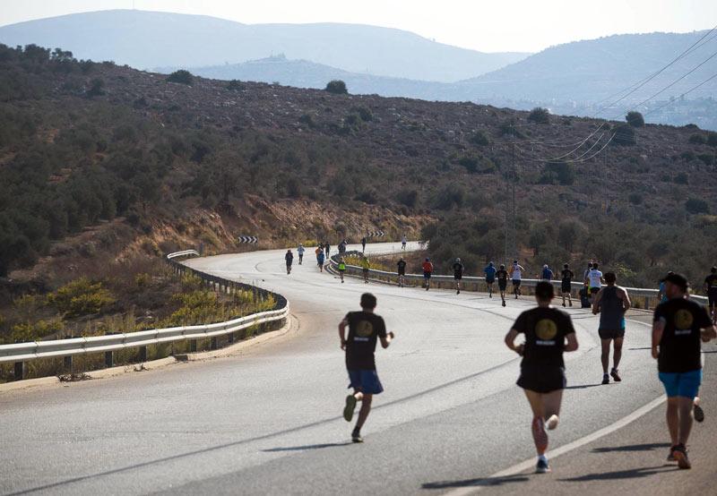 Библейский марафон: 10 причин пробежать свой осенний марафон в Израиле