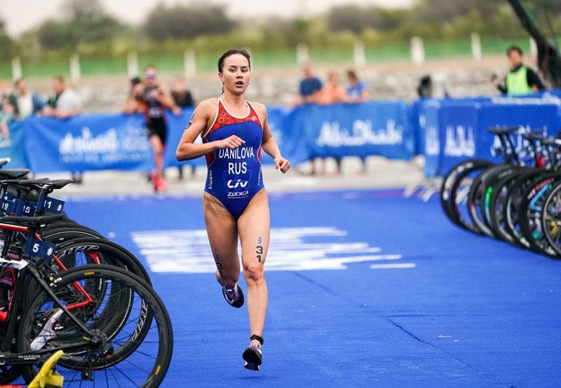 Почему чемпионка России по триатлону тренируется за границей? Интервью с Еленой Даниловой