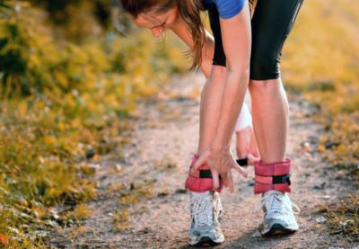 Можно ли использовать утяжелители для бега?