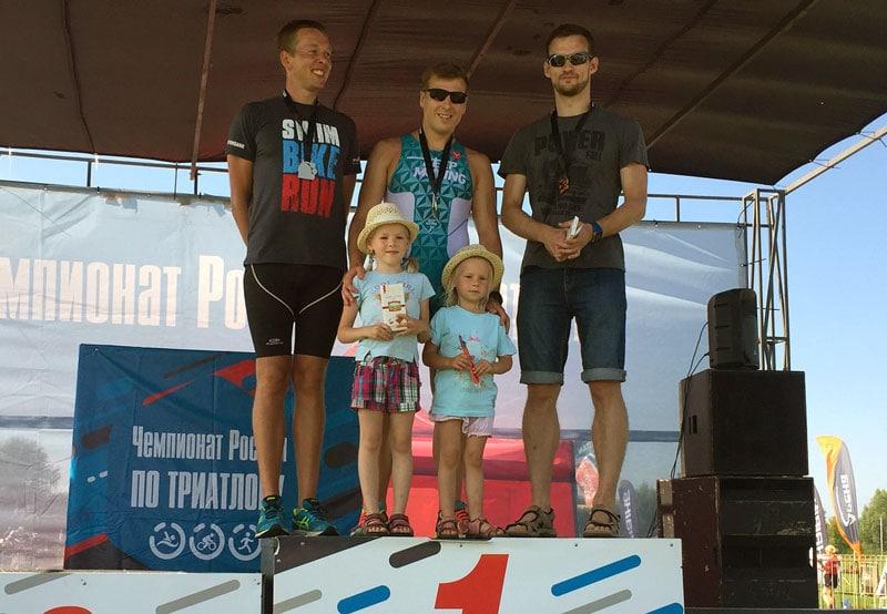 Итоги и результаты чемпионата России по триатлону в Бронницах (Titan)