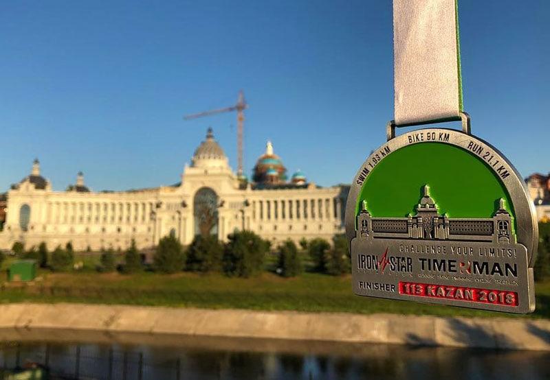 Результаты Ironstar 113 в Казани: Андрей Брюханков завоевал золото в финальном этапе Timerman Cup 2018