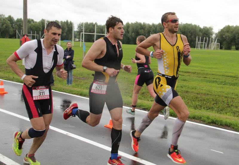 Илья Слепов, триатлет и основатель лаборатории бега Runlab: