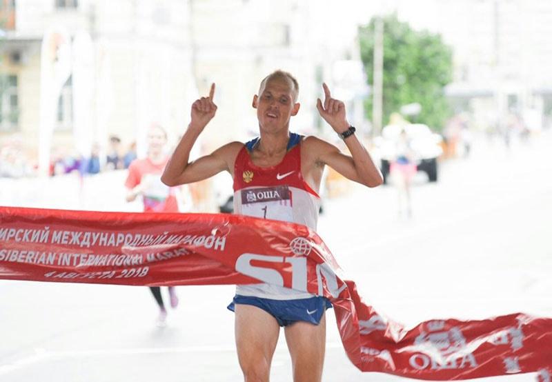 Результаты Сибирского международного марафона SIM 2018 в Омске