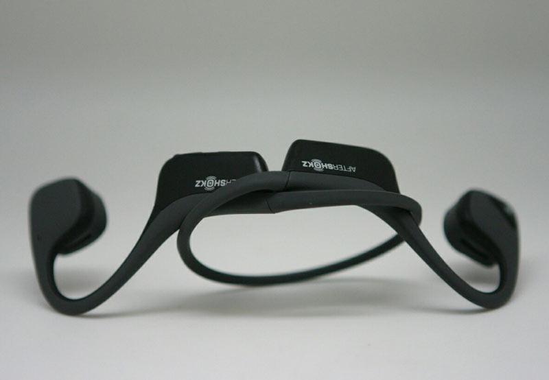 Обзор наушников для бега с костной проводимостью звука AfterShokz Trekz Air