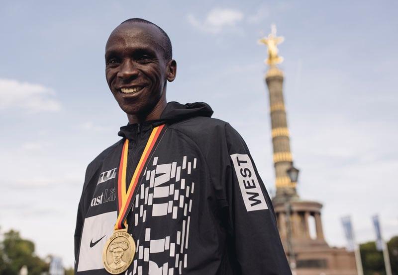"""Элиуд Кипчоге: """"Нет предела совершенству"""". Интервью с самым быстрым марафонцем в мире"""