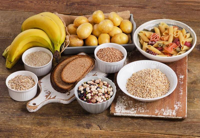 Углеводная диета и загрузка перед марафоном: схема, принципы, продукты