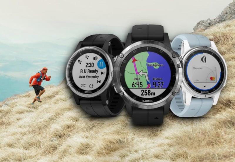 Детальный обзор спортивных часов Garmin Fenix 5 Plus