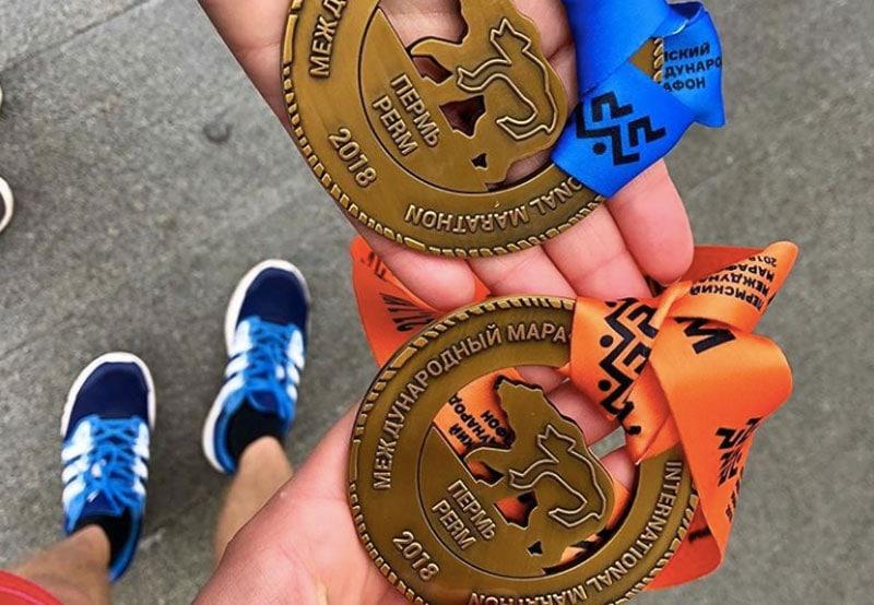 Результаты Пермского международного марафона: дождь, холод и жаркая борьба