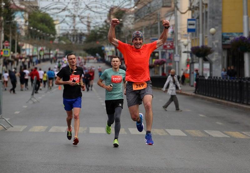 IV Уфимский марафон: итоги и результаты