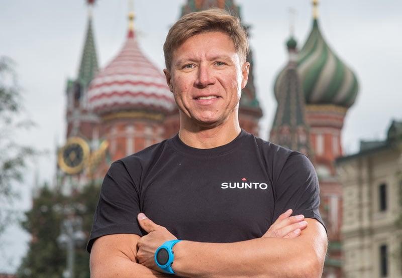 7 дней до Московского марафона: что делать? Рекомендации от Владимира Волошина, пейсмейкера Suunto